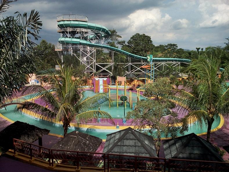 Taman Wisata Lembah Hijau Bandar Lampung Eloratour Kota
