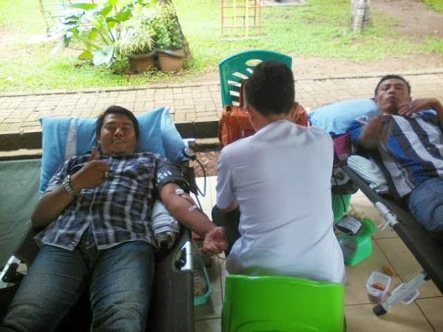Taman Wisata Lembah Hijau Bandar Lampung Gelar Donor Darah Jejamo
