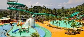 Taman Wisata Lembah Hijau Bandar Lampung Tempat Tepat Berlibur Kota