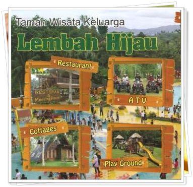 Taman Wisata Lembah Hijau Lampung 1 Superlivy Notebook Written Heni
