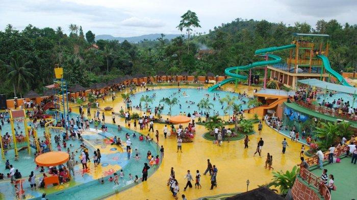Taman Wisata Satwa Lembah Hijau Tawarkan Lengkap Lampung Kota Bandar