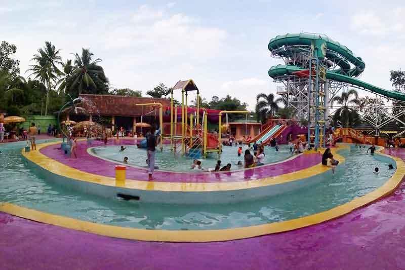 Tempat Wisata Bandar Lampung Sebatin Lembah Hijau Taman Kota