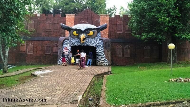 Wisata Alam Lembah Hijau Lampung Cottage Waterpark Kebun Foto Taman