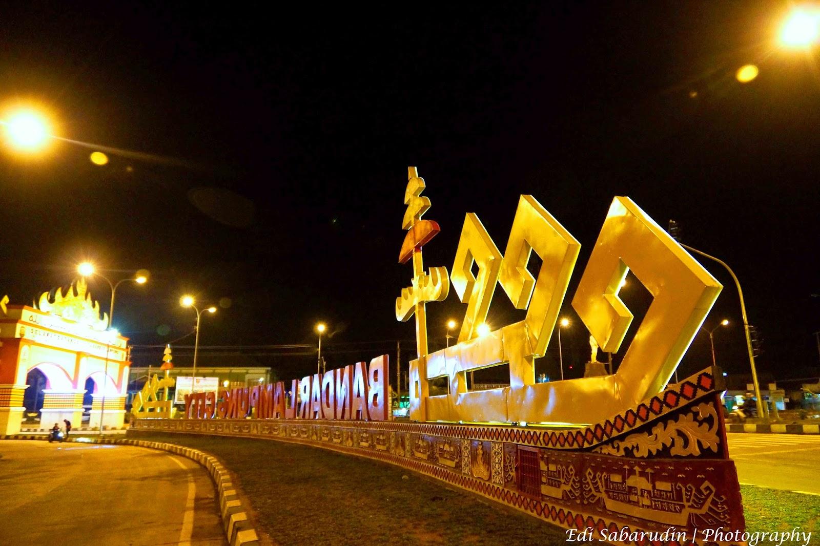 Indie Lampung Photography Bandar City Selamat Datang Kota Berbagai Pemkot