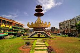 Kota Bandar Lampung Wikipedia Bahasa Indonesia Ensiklopedia Bebas Tugu Juang