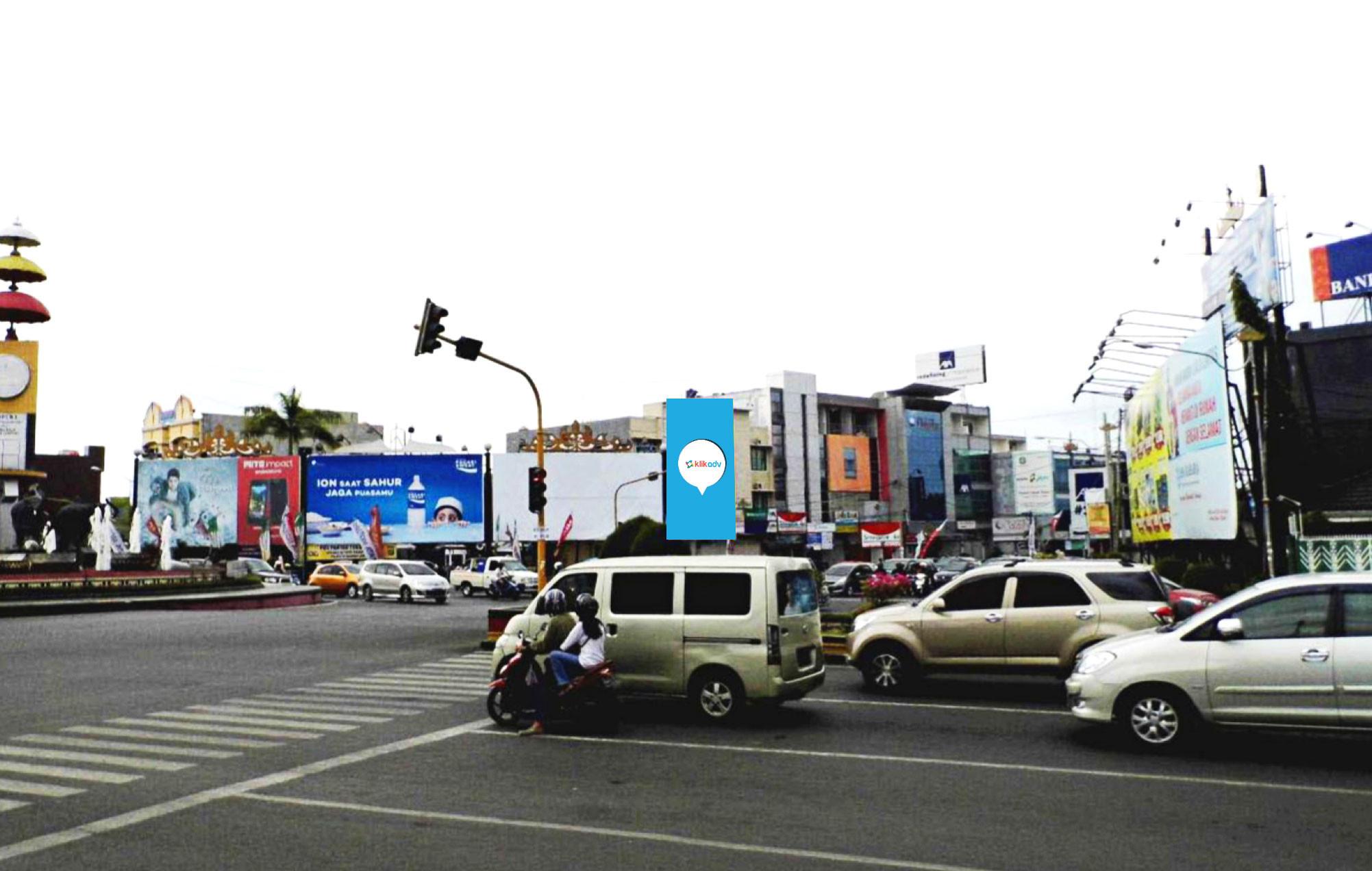 Sewa Billboard Lampung Kota Bandar Jl Raden Intan Bb Bundara