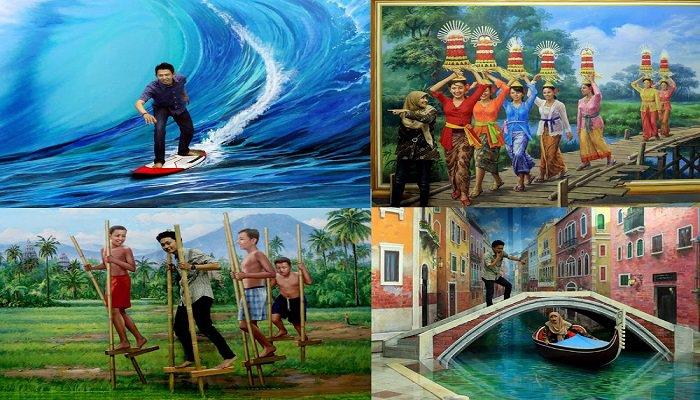 5 Museum 3d Keren Indonesia Instagrammable Jadiberita Musium Bandung Kota