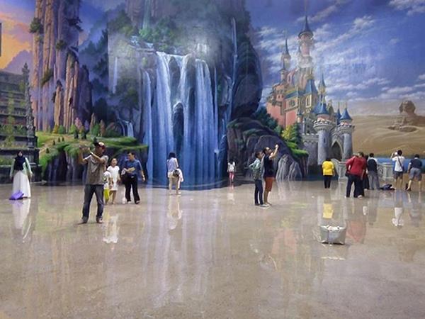 Amazing Art World 3d Museum Bandung Zest Hotel Sukajadi Musium