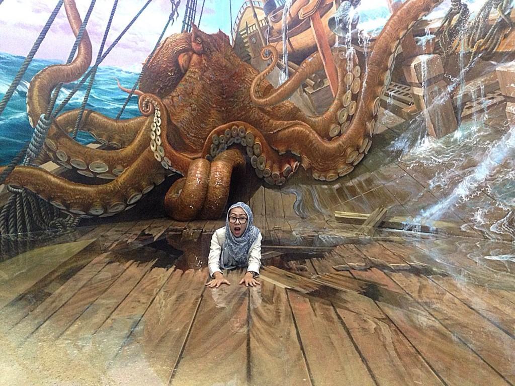 Amazing Art World Museum Seni 3d Terbesar Dunia Bandung Amazingartworld