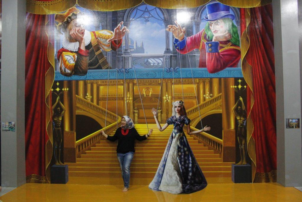 Harga Tiket Masuk Amazing Art World Bandung 2018 Htm Terbaru