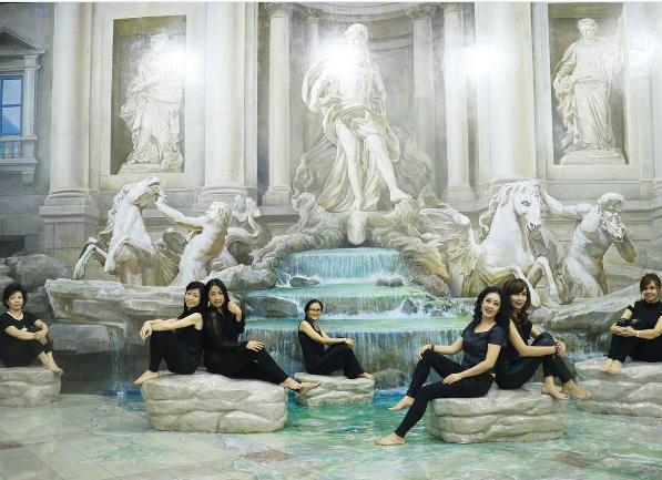 Info Harga Tiket Masuk Alamat Museum 3d Amazing Art World