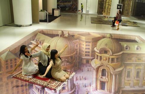 Lokasi Harga Tiket Masuk Museum 3 Dimensi Bandung Aka Amazing