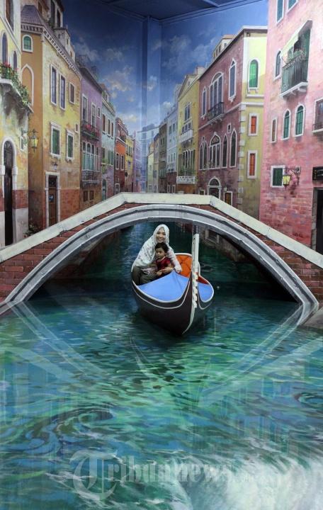 Lukisan Tiga Dimensi Wisata Museum 3d Bandung Foto 7 1684814