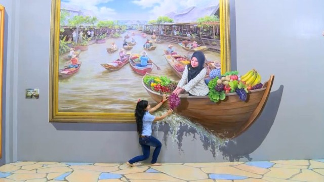 Museum 3d Terbesar Asia Tenggara Bandung Net Musium Kota