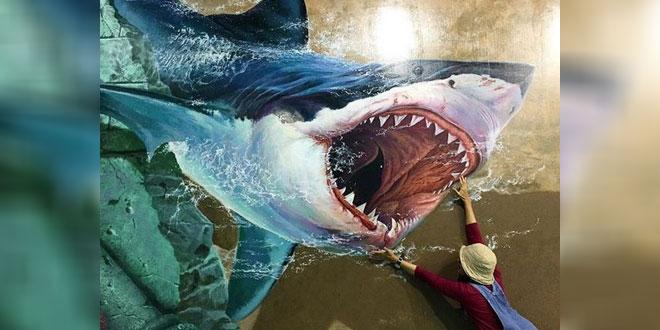 Museum Amazing Art Work Jadi Lokasi Wisata Bandung Waspada Foto