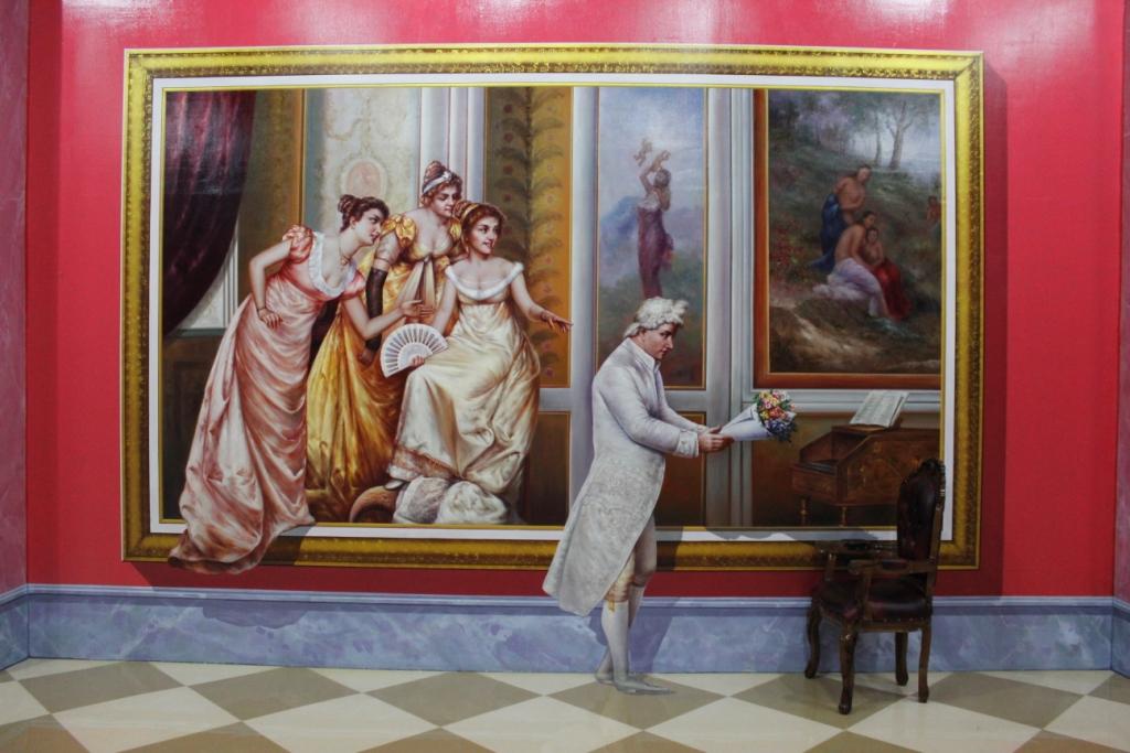 Narsis Wajib Datang Amazing Art World Bandung Destinasi Musium 3d