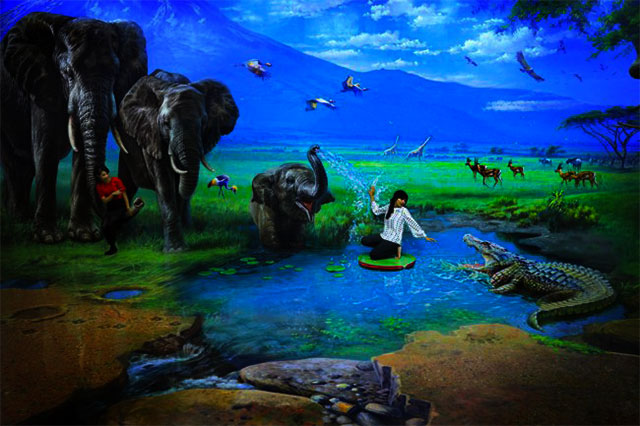 Tiket Museum 3d Bandung Amazing Art Wold 2018 Travels Berbagai