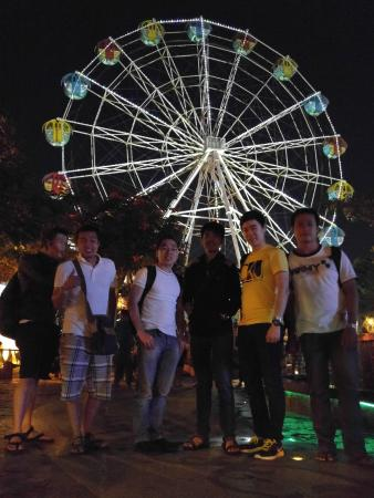 Alun Kota Batu Malang Picture City Square