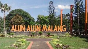 Alun Kota Batu Malang