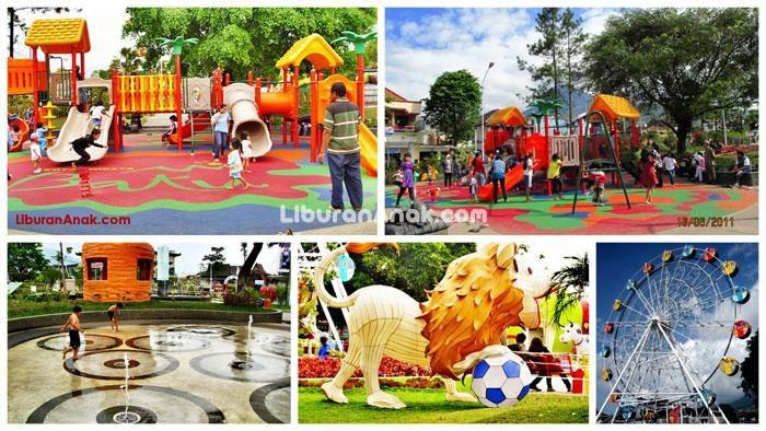 Alun Kota Wisata Batu Kids Holiday Spots Liburan Anak La
