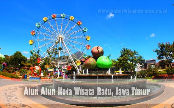 Alun Kota Wisata Batu Paket Bromo Malang Jawa
