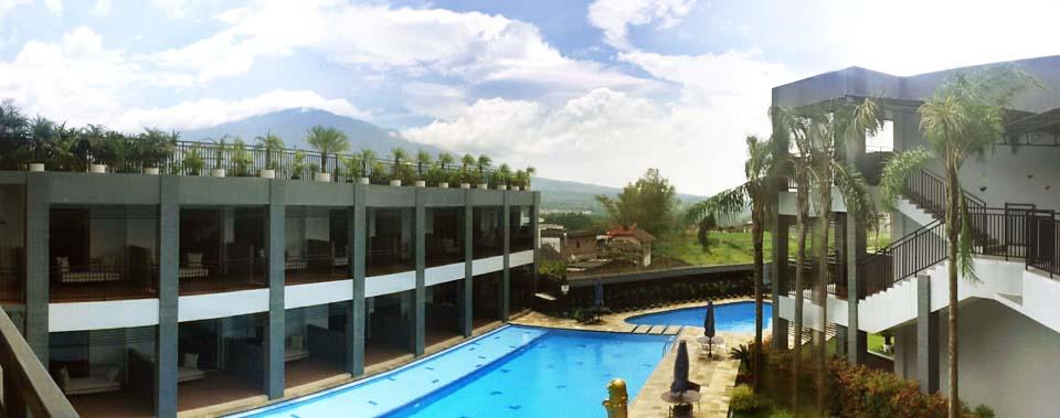 Batu Paradise Hotel Stop Home Wonderland Kota
