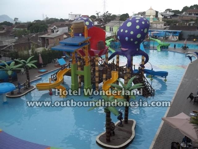 Batu Wonderland Hotel Resort Jawa Timur Kota