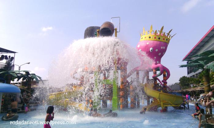 Batu Wonderland Hotel Resort Roda Roti Kota
