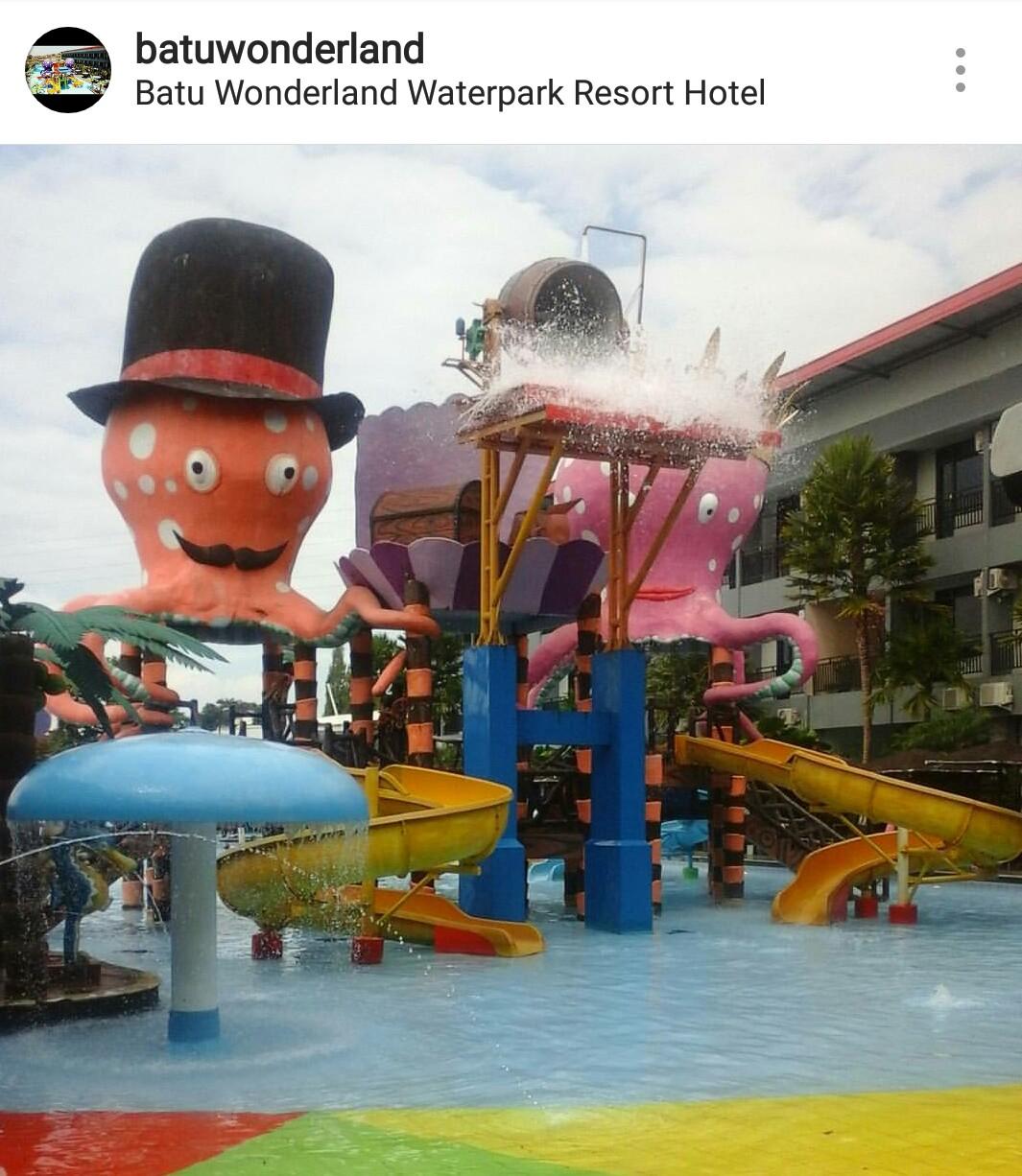 Batu Wonderland Kids Holiday Spots Liburan Anak Informasi Liburananak Batuwonderland