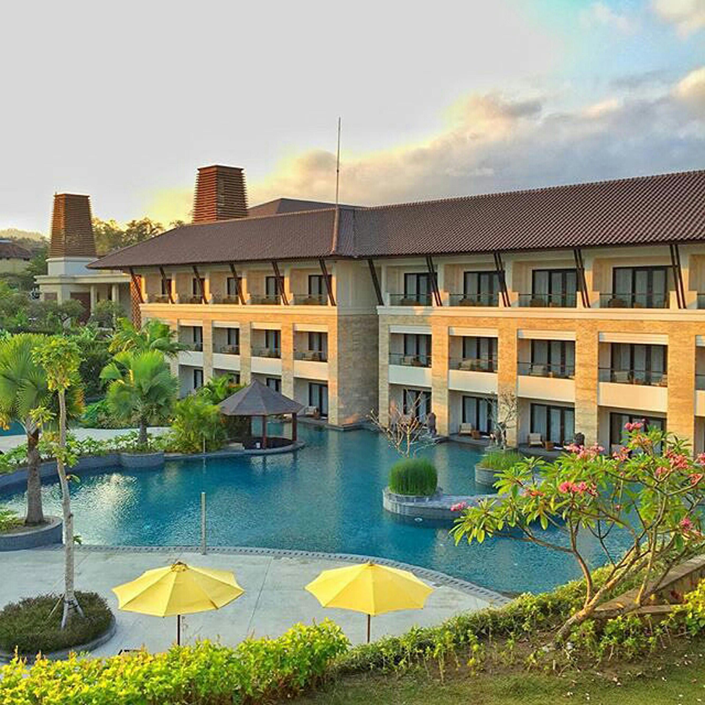Batu Wonderland Resort Waterpark Travelresources Seru Seruan Water Park Ngalam