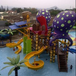 Batu Wonderland Water Park Resort Hotel Malangpers Kota