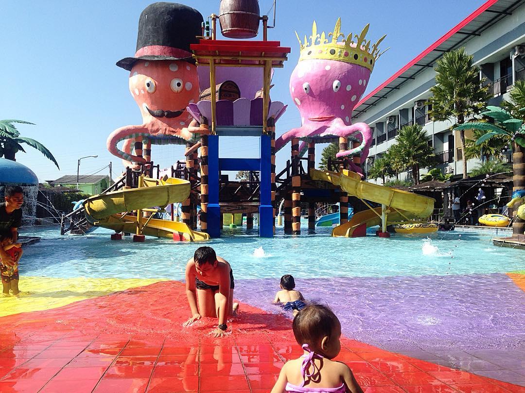 Batu Wonderland Waterpark Wajib Dikunjungi Malang Hotel Kota