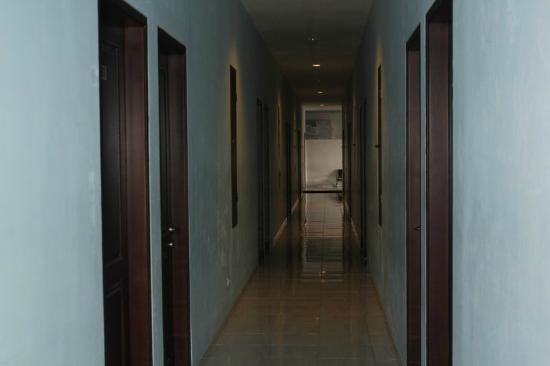 Hallway Picture Batu Wonderland Hotel Resort Tripadvisor Kota
