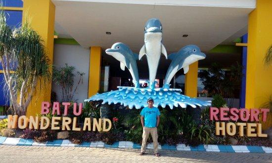 Hotel Batu Wonderland Picture Resort Kota