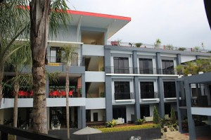 Hotel Batu Wonderland Resort Water Park Paradise Malang Kota