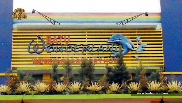 Hotel Wonderland Batu Malang Landep Tour Salah Satu Resort Berdiri