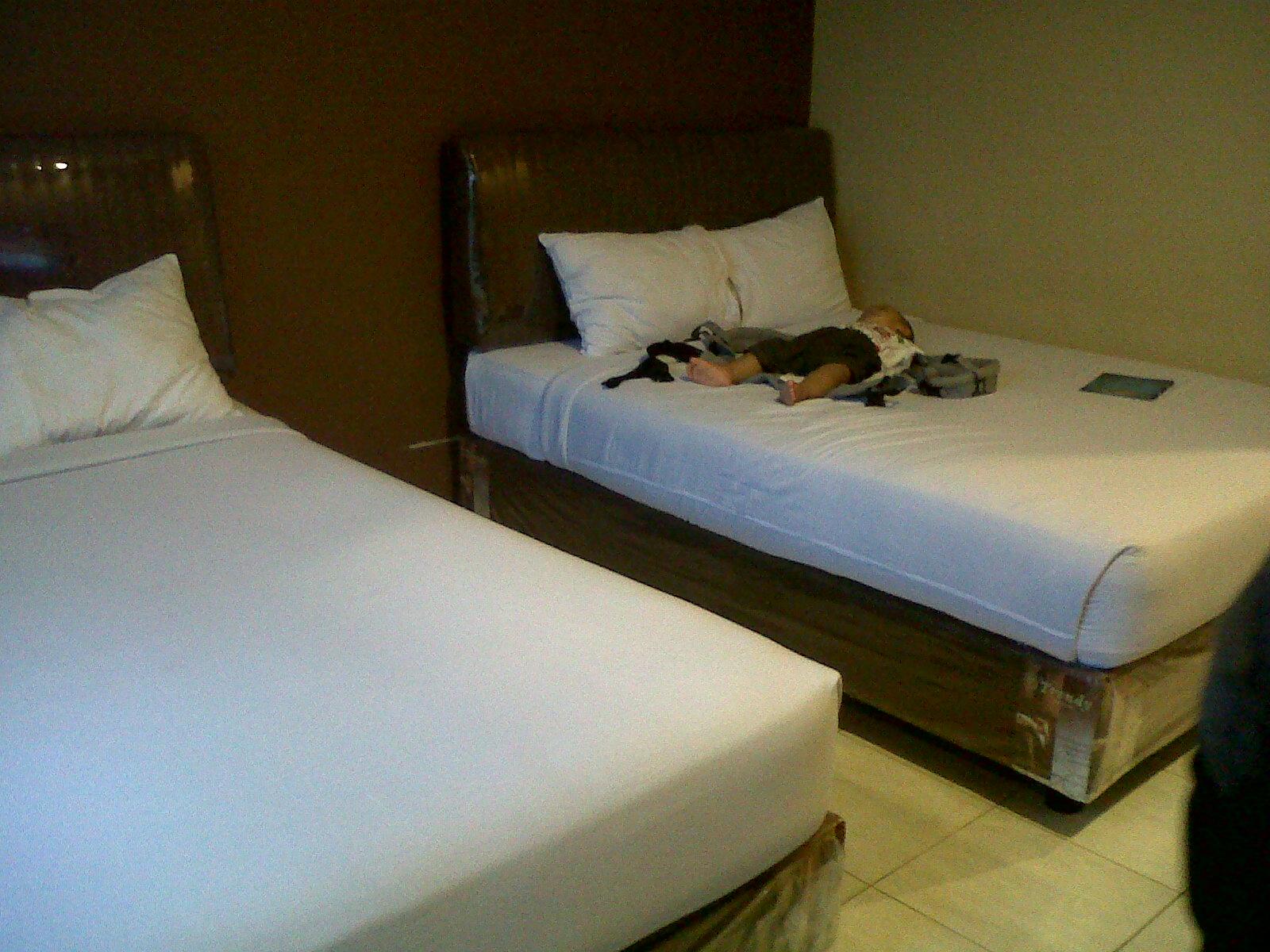 Malang Day 2 Hotel Batu Wonderland Ga Ac Fan Aja