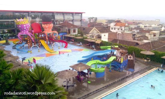 Pool Picture Batu Wonderland Hotel Resort Tripadvisor Kota