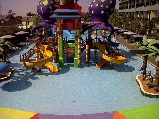 Water Park Picture Batu Wonderland Hotel Resort Kota