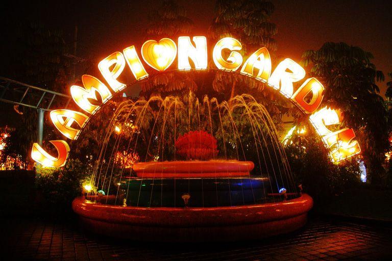 Ayo Kunjungi Tempat Wisata Batu Night Spectacular Bns Kota Jawa