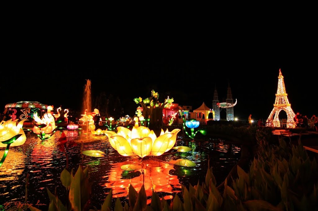 Batu Night Spectacular Bns Malang Kota