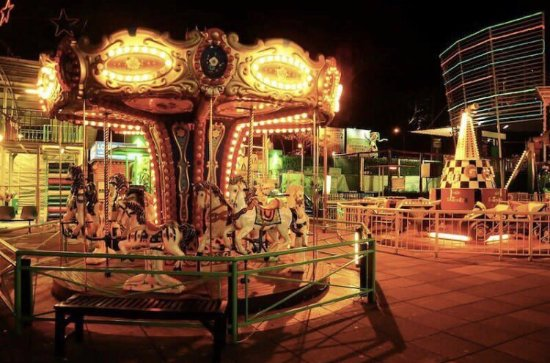Batu Night Spectacular Bns Malang Renowned Sites Kota