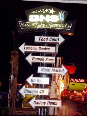 Batu Night Spectacular Malang Oleh Utiket Kompasiana Bns Kota