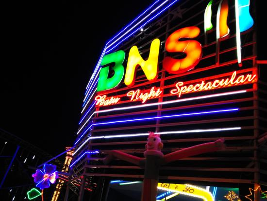 Batu Night Spectacular Picture Bns Kota