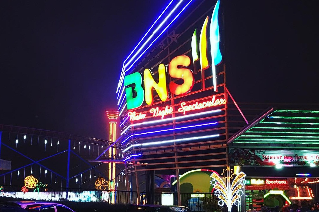 Bns Batu Night Spectacular Wisata Malam Malang Anti Mainstream Kota