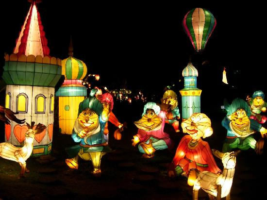 Lampion Garden Picture Batu Night Spectacular Bns Kota