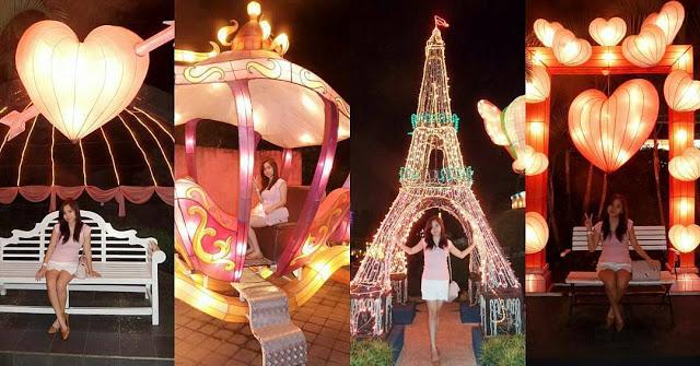 Night Spectacular Wisata Malam Romantis Batu Malang Bns Kota