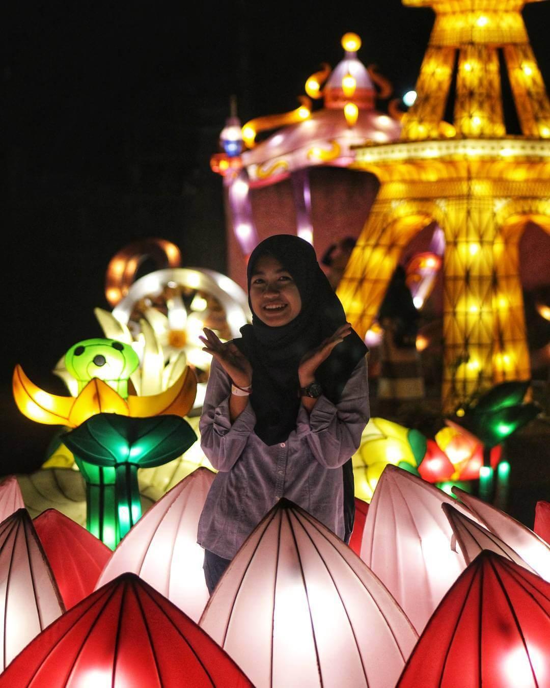 Objek Wisata Menarik Bns Batu Night Spectacular Kota