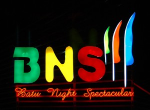 Spectacular Batu Night Bns Malang Adjacent Jatim Park Preferred Recreational