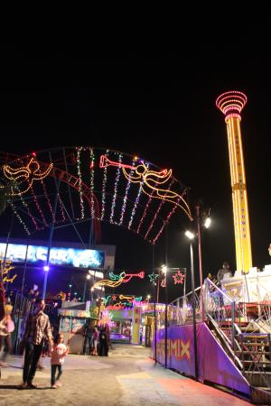 Suasana Batu Night Spectacular Picture Bns Kota